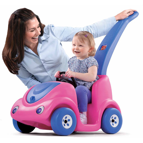 Step2 Push Around Buggy Push/Scoot Car Color: Pink