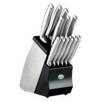 Hampton Forge Conn Kobe Cutlery Set - 13 Piece[s] - Stainless Steel, Steel (hmc01b015s)