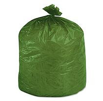 Stout Eco-Degradable Plastic Trash Garbage Bag