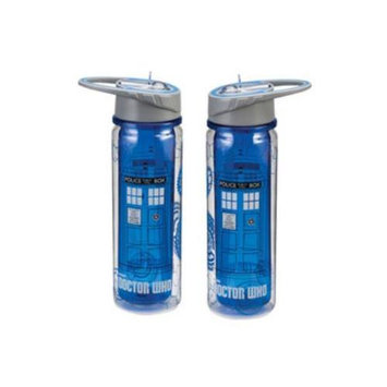 Doctor Who TARDIS 18-Oz. Water Bottle
