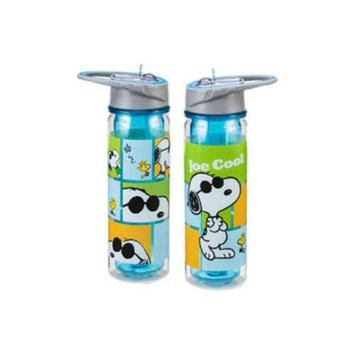 Peanuts By Charles Schulz Peanuts Joe Cool 18-Oz. Tritan Water Bottle