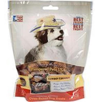 Pampered Pets Dog Treats - Cowboy Cookout - 8 oz.