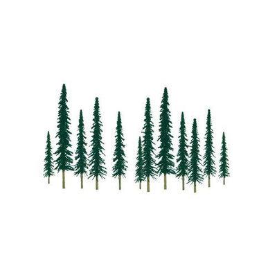 Jtt Scenery Products JTT Miniature Tree 92012 Super Scenic Tree, Conifer 6-10