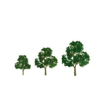 Jtt Scenery Products JTT Miniature Tree 92039 Premium Tree, Deciduous 3.5-4