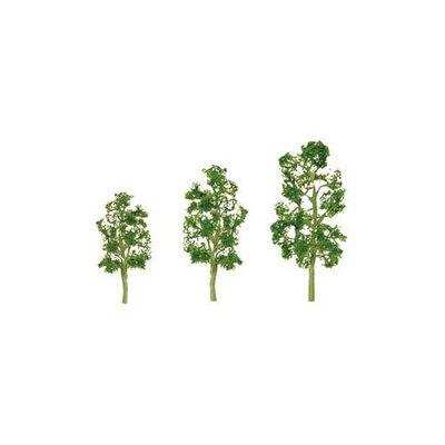 Jtt Scenery Products JTT Miniature Tree 92048 Premium Tree, Aspen 3.5-4