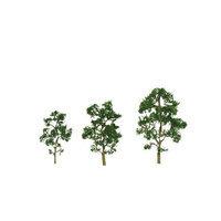 Jtt Scenery Products JTT Miniature Tree 92057 Premium Tree, Maple 3.5-4