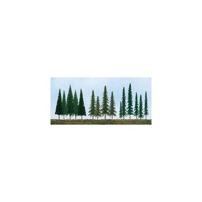 Jtt Scenery Products Super Scenic Tree, Evergreens 2.5-6 (45) JTT92117
