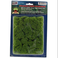 Fine Foliage Cluster, Lt Green JTTU5064 JTT SCENERY PRODUCTS