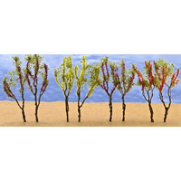 Flower Trees, 4 Colors .75-1(48) JTT95503 JTT SCENERY PRODUCTS