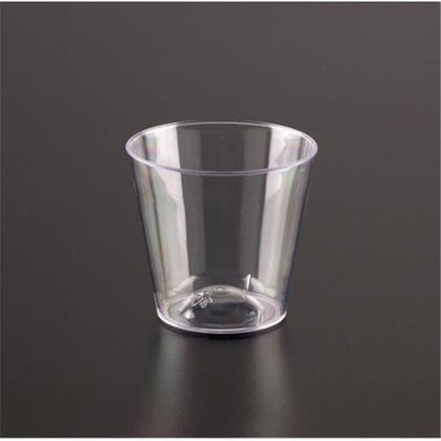 EMI Yoshi EMI-YCWSG1 1 Oz Clear Shot Glass - Pack of 2500