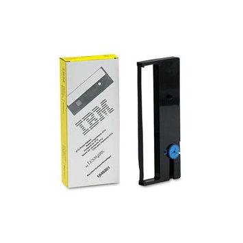 Lexmark 1040301 Printer Ribbon, Nylon, 1.2M Yield, Black