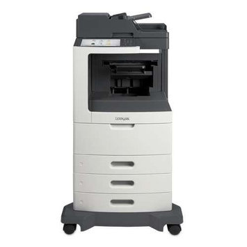 Lexmark MX810dte Multifunction Laser Printer LEX24T7411