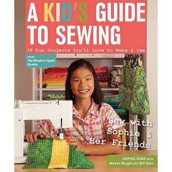 C & T Publishing FunStitch Studio-A Kid's Guide To Sewing