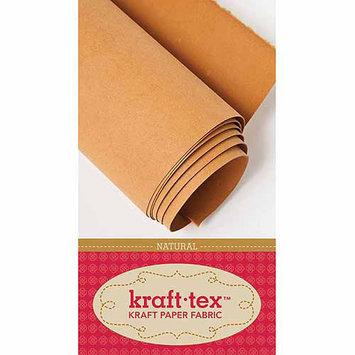 C & T Publishing 20211 Kraft-Tex Kraft Paper Fabric 18X54- Natural