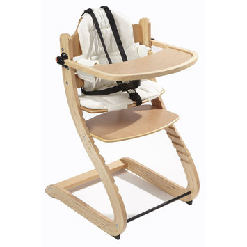 Primo Baby Cozy Tot-To-Teen Chair in Natural