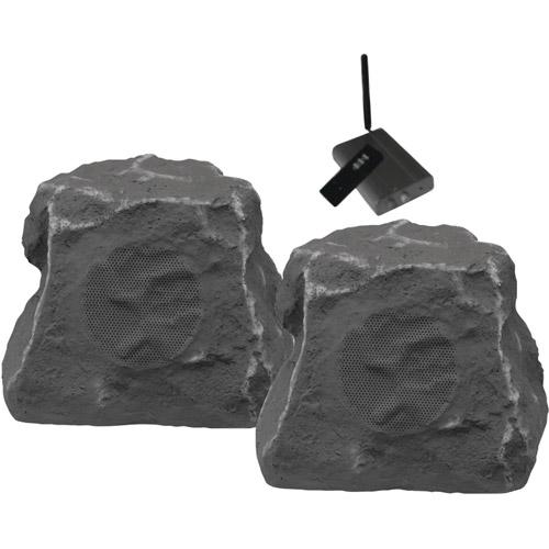 TIC Corp WRS010 5 Outdoor Speakers (Slate)