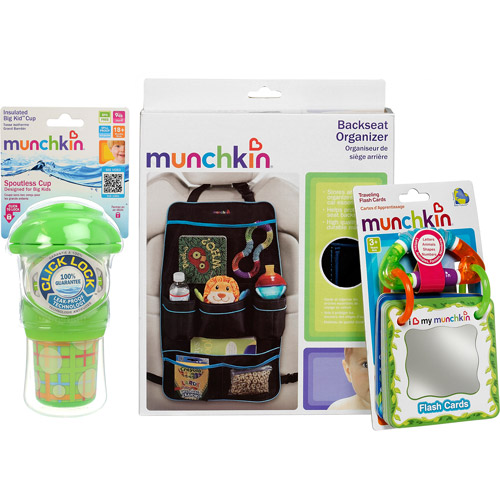 Munchkin Toddler 3-Piece Traveler Set