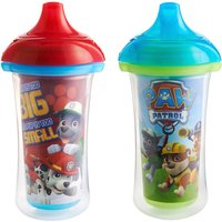 Munchkin Paw Patrol Click Lock Insulated Sippy Cup - 2pk, 9 ounce