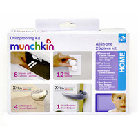 Munchkin 25-Piece All-in-One Childproofing Kit