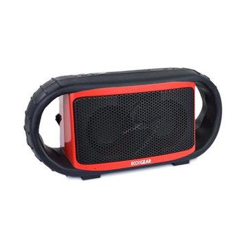 ECOXGEAR ECOXBT Waterproof Bluetooth Wireless Rechargebale Speaker - Red