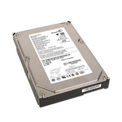 Seagate Barracuda 400GB SATA Interface 7200RPM 8MB 3.5 Form Factor Hard Drive