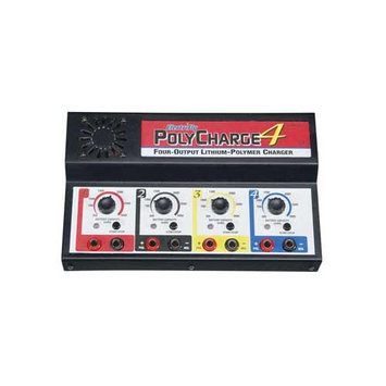 Imex POLYCHARGE4 4-OUTPUT LIPO Charger