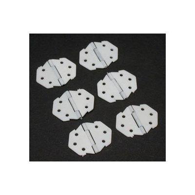 Standard Nylon Hinge (6) GPMQ3970 GREAT PLANES
