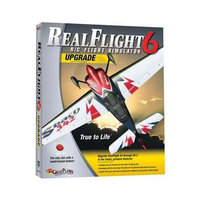 Great Planes RealFlight 6 Upgrade for G4 and Above