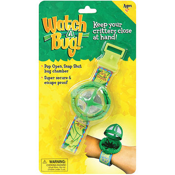 Insect Lore Ilp271T Watch A Bug Carded Plastic Band