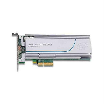 Intel Dc P3500 400GB 2.5 Internal Solid State Drive - Pci Express 3.0 X4 - 2.44 Gbps Maximum Read Transfer Rate - 1.66 Gbps Maximum Write Transfer Rate - Plug-in Card (ssdpedmx400g401)