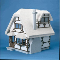 Greenleaf 9302 The Aster Cottage Dollhouse by Corona