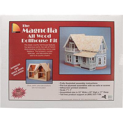 Greenleaf Doll Houses Greenleaf Magnolia -Dollhouse Kit