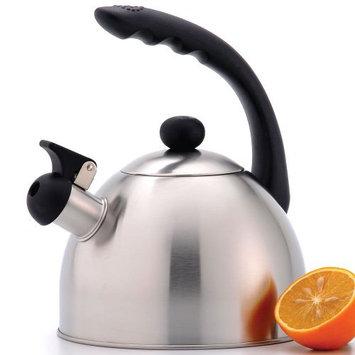 Creative Home Rhapsody 2.1 qt. Whistling Tea Kettle Cranberry