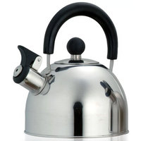 Creative Home Simplicity 1.5 qt. Bright Stainless Steel Tea Kettle