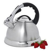 Creative Home Camile 3-qt. Whistling Tea Kettle (Set of 4)