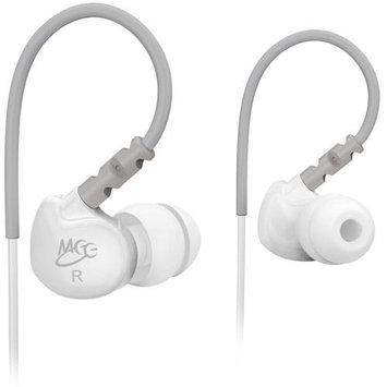 MEElectronics White 736211201164 Earbud M6 noise isolating sports earphone