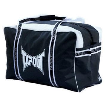 TapouT Equipment Bag Black/White, Regular