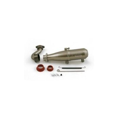 THS146H Perf Exhaust Revo Hard Coated Multi-Colored