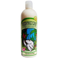 Bubble Shack Hawaii 736211529213 Rainforest Run Dog Wash - Pack of 2
