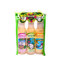 Bubble Shack Hawaii 736211529404 Bungalow Woof 3 Pack Dog Wash 4oz each -pack of 2