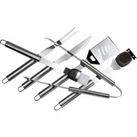 Style Asia Chefs Basics Select Hw4112 6-piece Stainless Steel Bbq Set