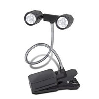 Style Asia HW5271 6 LED Barbecue Clip Light- Pack of 12