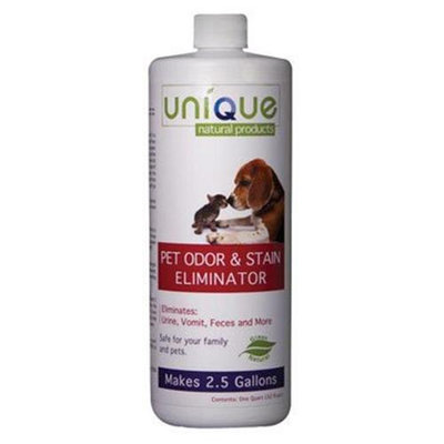 Unique Natural Products 203 Pet Odor & Stain Eliminator 32 oz. Concentrate