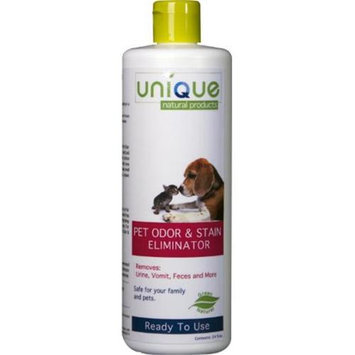 Unique Natural Products 206 Pet Odor & Stain Eliminator 24 oz. Ready to Use
