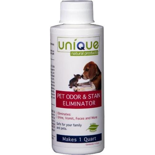 Unique Natural Products 201 Pet Odor & Stain Eliminator 4 oz. Concentrate