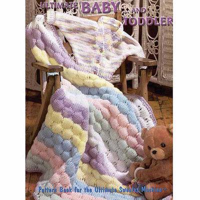 Caron & Bond America Bond America Books-Ultimate Baby & Toddler