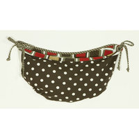 Cotton Tale Houndstooth Toy Bag - COTTON TALE DESIGNS
