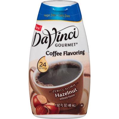 DaVinci Gourmet Hazelnut Coffee Flavoring, 1.62 fl oz
