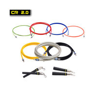 Crossrope Complete Jump Rope Set 2.0 Size: Small