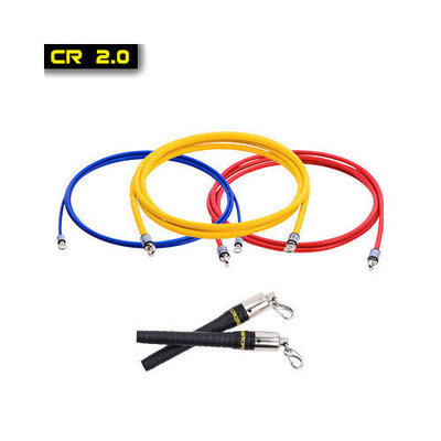 Crossrope Double Under Domination Jump Rope Set 2.0 Size: Small